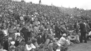 Crowds, chaos, and controversy: The last time the 'new' Páirc hosted a Munster final