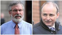 Micheál Martin rules out coalition with 'cult-like' Sinn Féin