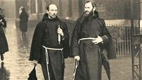From O'Donovan Rossa funeral to the Civil War, the Capuchin order made their faces known