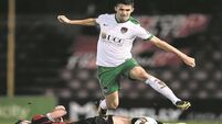 Slick Cork City coast into another semi-final