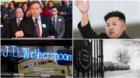 MORNING BULLETIN: Opening shots fired in Fine Gael leadership battle; North Korea criticises China