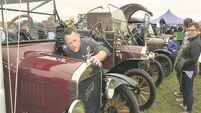 Ford 100 Fest a field of dreams for tractor and car buffs