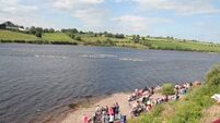 Irish Rowing Championships attract crowds to National Rowing Centre in Farran