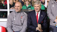 Relief for Arsene Wenger as Arsenal advance