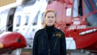 First look at the iconic Sea King helicopter named after Captain Dara Fitzpatrick