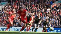 Liverpool's problems back as ideas dry up