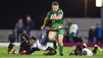 Connacht boss Kieran Keane sees early positives in charges