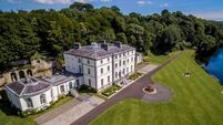 No sale: Michael Flatley's Castlehyde mansion off open market