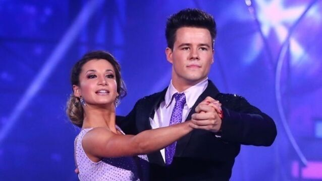 Dayl of woe as Kingdom comes to Aidan's aid in public DWTS vote