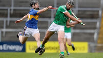 Limerick's Declan Hannon taking it one step at a time