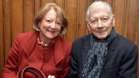 Wife Kathleen reveals Gay Byrne's tough battle with cancer