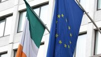 Majority of Irish people think EU serves country's best interests
