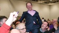 Sean Sherlock among those elected in Cork East while Kevin O'Keeffe misses out
