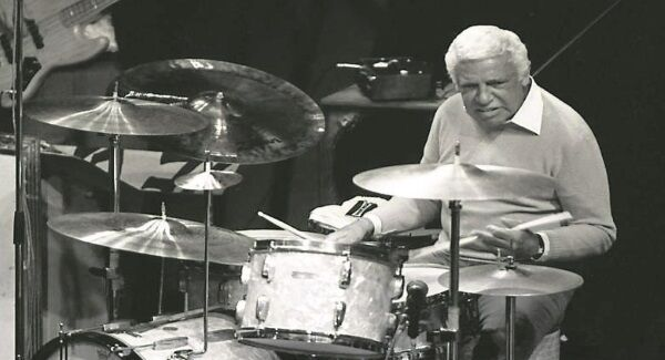 Buddy Rich on stage at Cork Opera House in1986. Picture: Eddie O'Hare