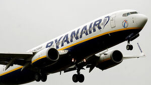 Ryanair passenger figures set to fall short of targets
