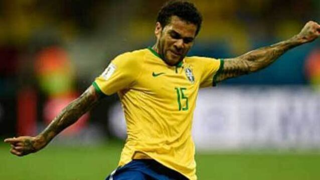 Dani Alves: Sorry Pep, but Paris stole my heart