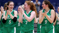 Ireland U-18 girls' basketball team gear up for historic Euro effort