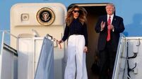Melania Trump's popularity rises but she needs some media savvy