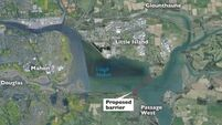 Cost of Cork tidal barrier 'overestimated by €200m'