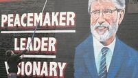 Gerry Adams: Stepping back into the long shadows