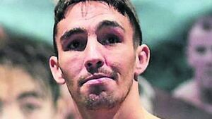 Jamie Conlan aiming to show younger brother Michael how it's done