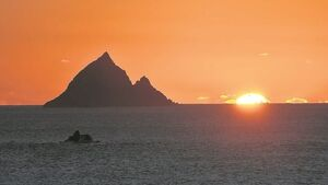 Inistearaght: The Blasket that looks like a Skellig