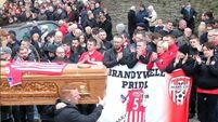 Ryan McBride 'was a man of few words but, by God, he led by example'