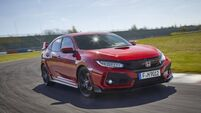 Latest Honda Civic Type R is early off developers'blocks