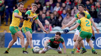 Mayo make it miserable day for deflated Donegal
