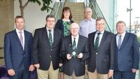 Chairman of Cork City Sports honoured for his leadership with Cork Person of the Month award
