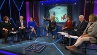 Complaints to RTÉ describe Claire Byrne debate as 'a circus'