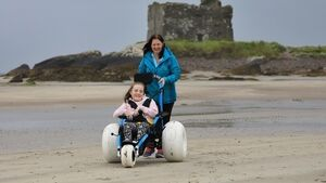 Wheelchair users may soon be able to access Cork beaches