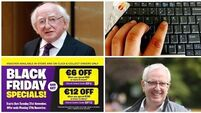 LUNCHTIME BULLETIN: Irish people have one of lowest disposable incomes; Watch Society Matters conference live