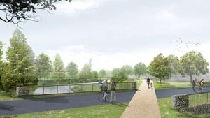 Work begins on €15m-€20m sports and ecology park in Cork marina