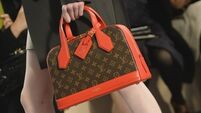 Appetite for luxury pushes LVMH to record heights