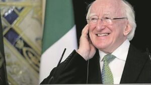 President Higgins denies attempt to block rivals as he confirms bid for second term