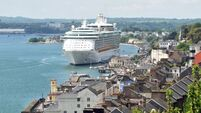 Warning over lack of parking and hotels in cruise ship town of Cobh