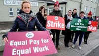 Teachers threaten escalation of strike action if next govt fails to address 'pay discrimination'