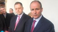 Coalition talks could last for weeks but left wing alliance 'unlikely', says Micheál Martin