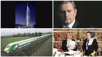 MORNING BULLETIN: 40-storey tower the beginning of 'New Cork'; Enda Kenny becomes longest serving FG Taoiseach