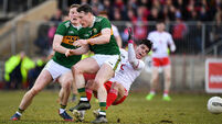 Phoney war but few in Tyrone complaining
