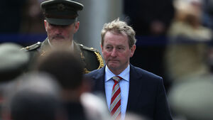 Enda Kenny under fire as he becomes longest-serving Fine Gael taoiseach