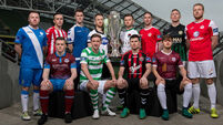 SSE Airtricity League Launch 2017