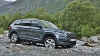 Good signs for Skoda as Kodiaq arrives