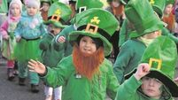 Don't rain on our St Patrick's Day: A guide to start times and places for today's parades