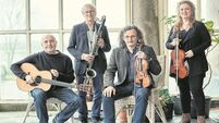 From céilí bands to new quartets, musician Martin Hayes adds another string to his bow