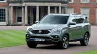 SsangYong Rexton fills an important gap in the market