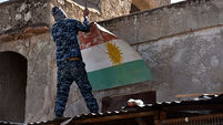 Like the Palestinians, the Kurdish people deserve a state