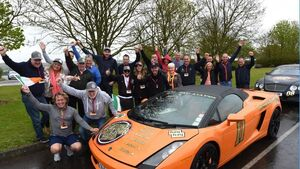 WATCH: Supercars and rugby fans ferried to Spain in first direct route from Ireland
