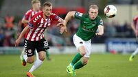 Three and easy as Cork City continue their charge